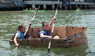 city of water day on governors island