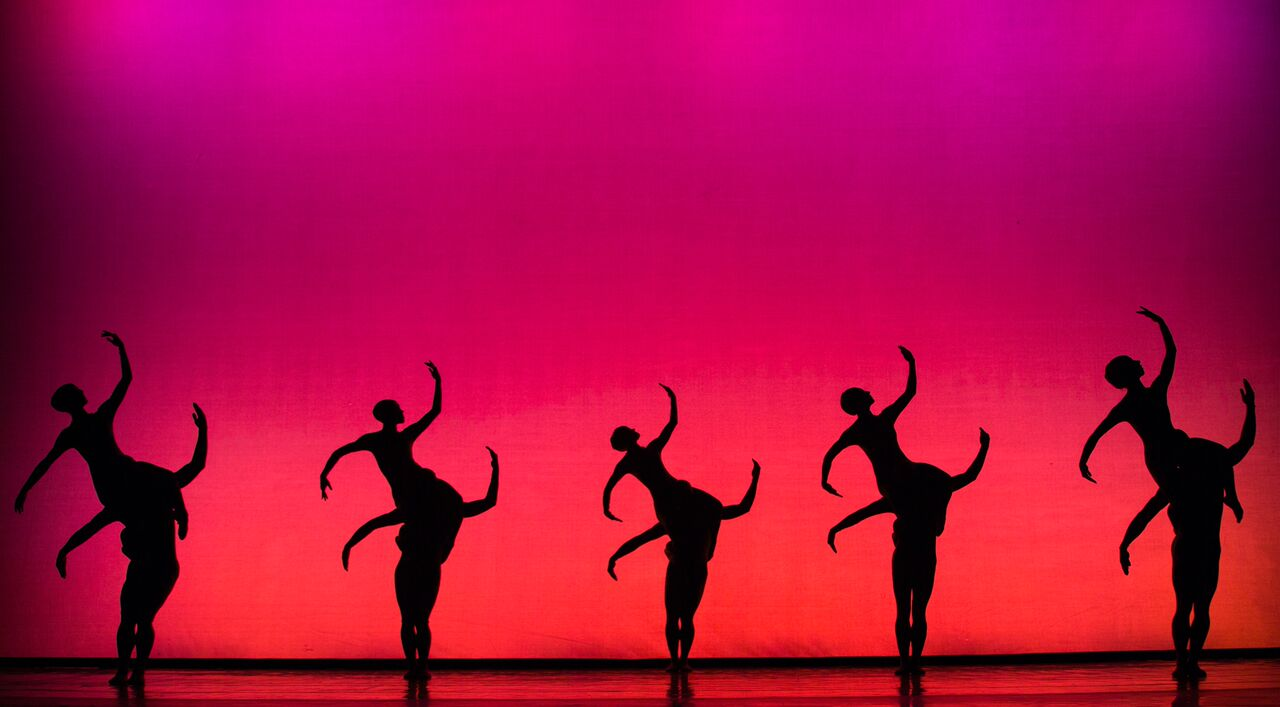 Opus Cactus by MOMIX at the Joyce Theater