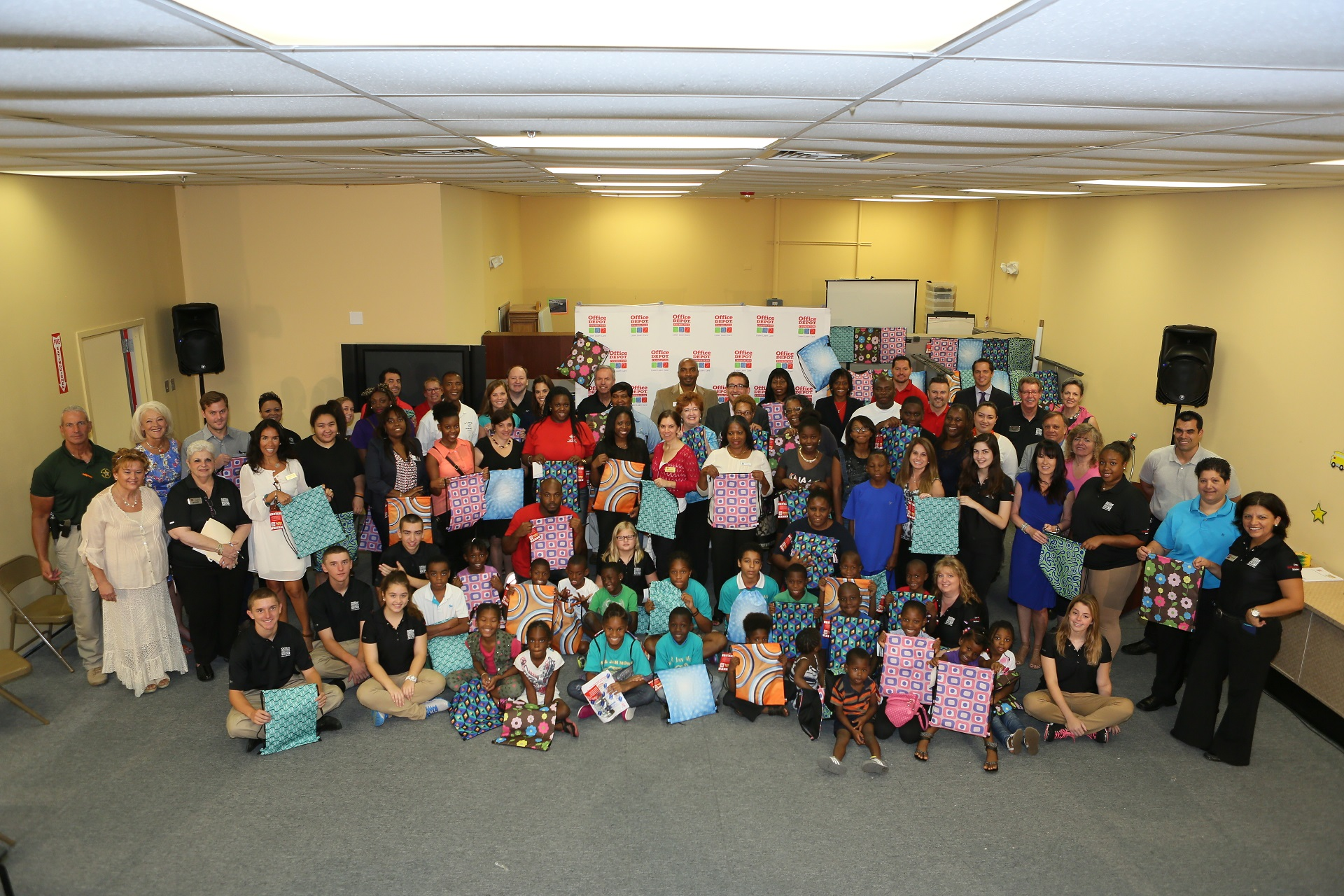 National Backpack Program from Office Depot