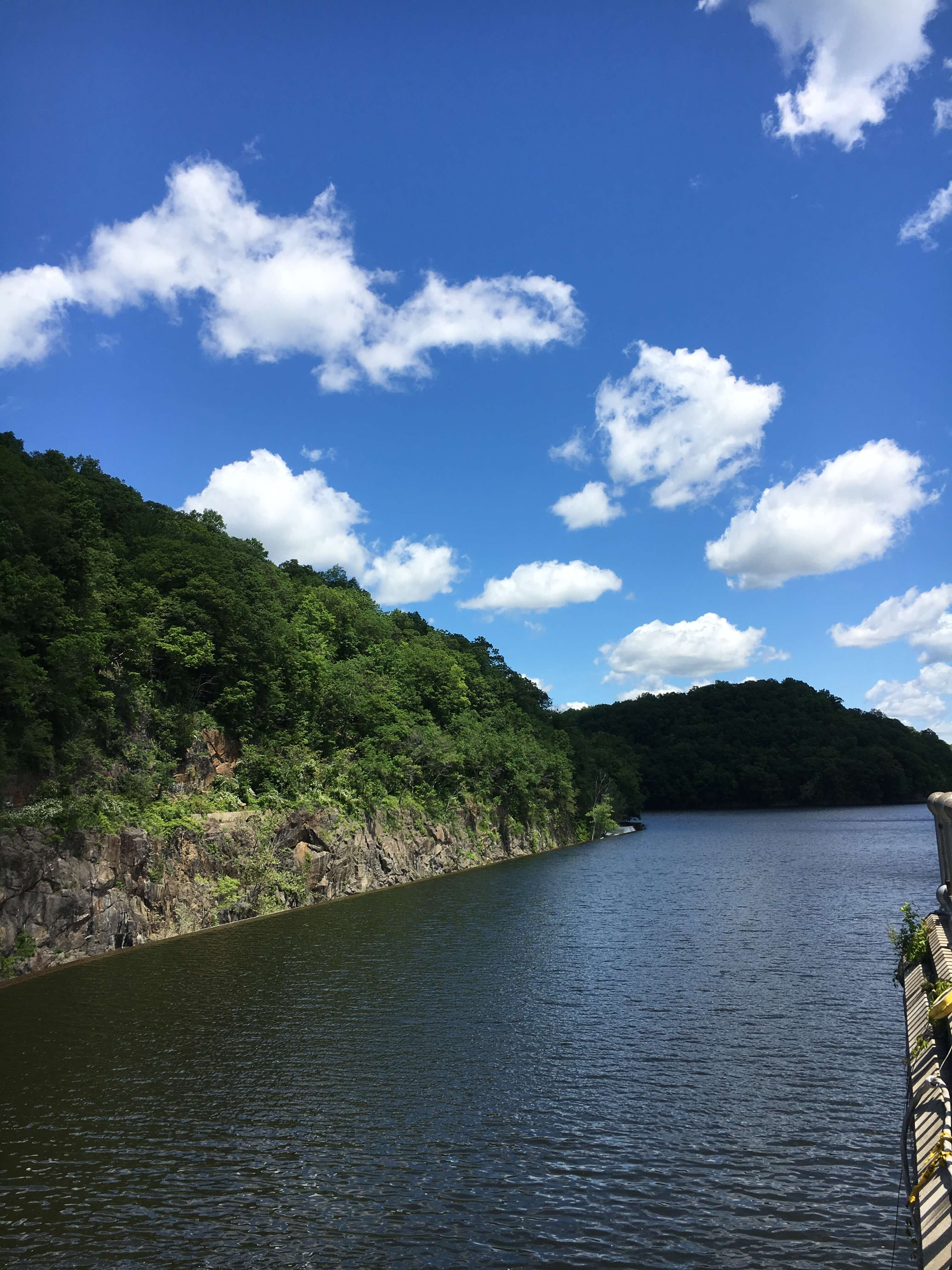 amazing croton river gorge