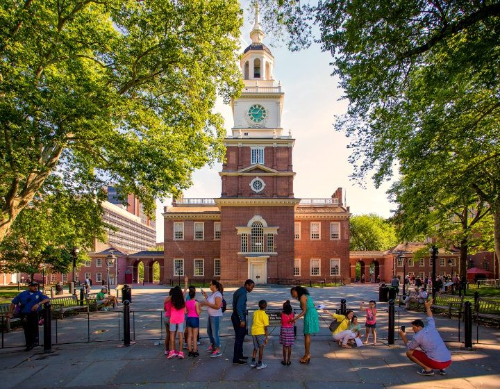 Philadelphia with Kids what to see