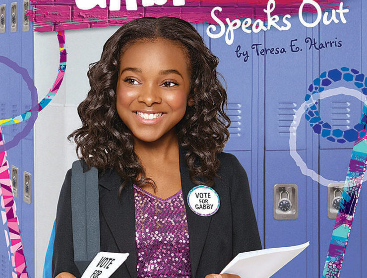 book signing at American Girl Place