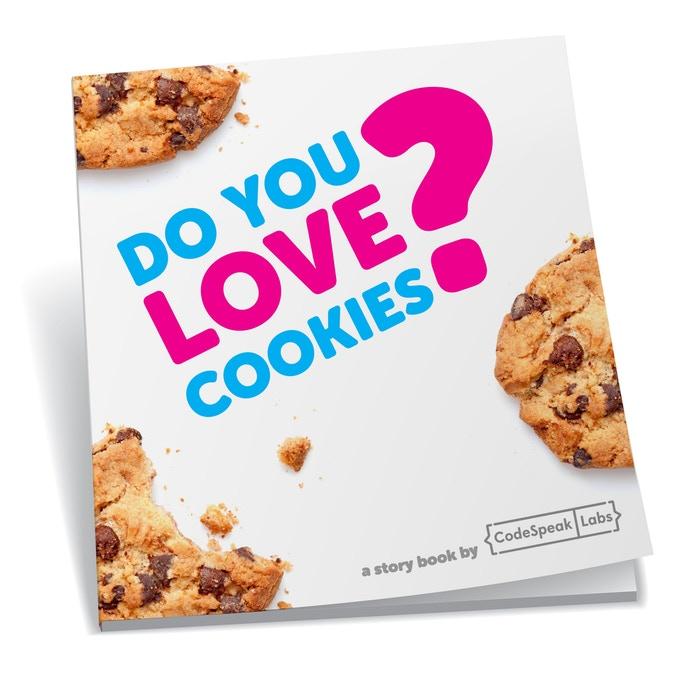 codespeak books cookie book