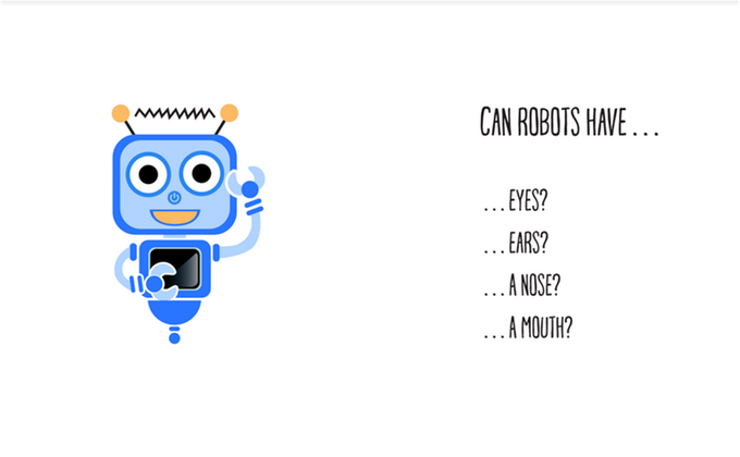 codespeak books robot
