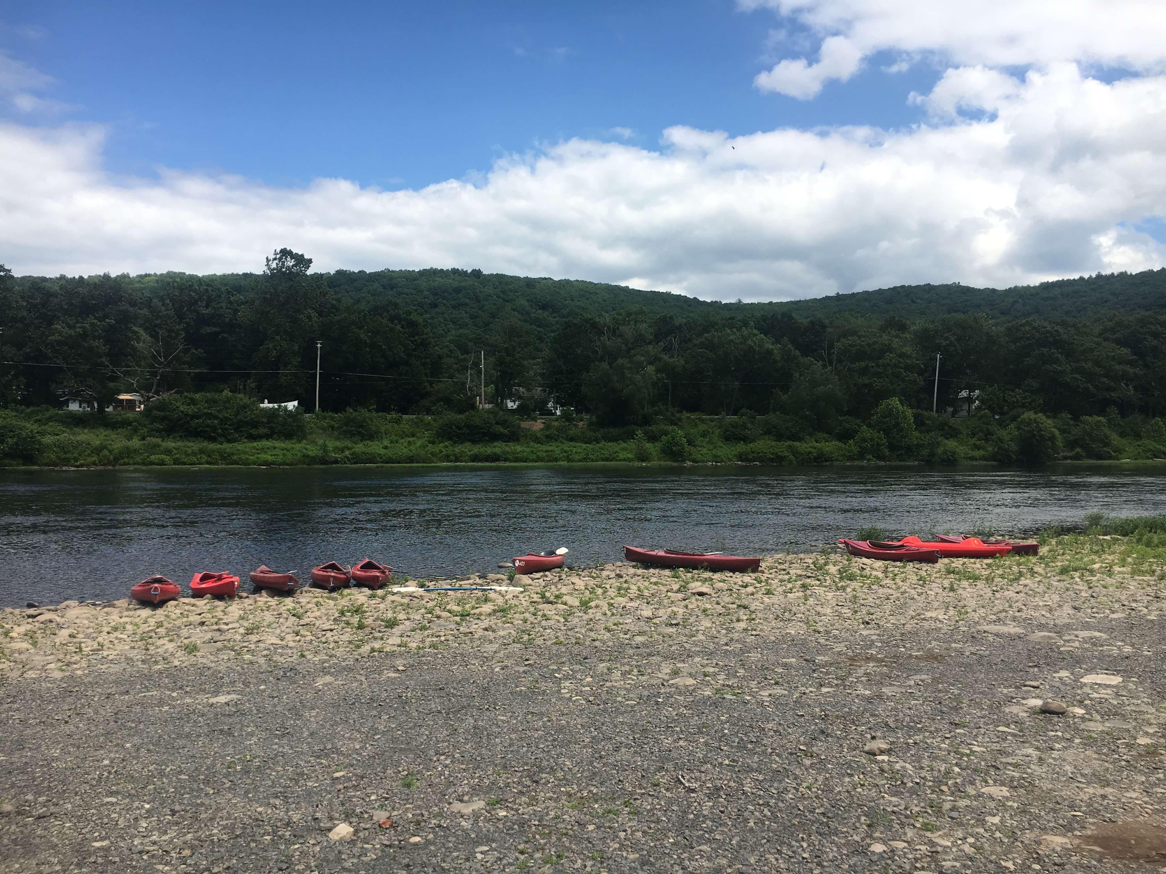 day trip idea from NY kayaking trip