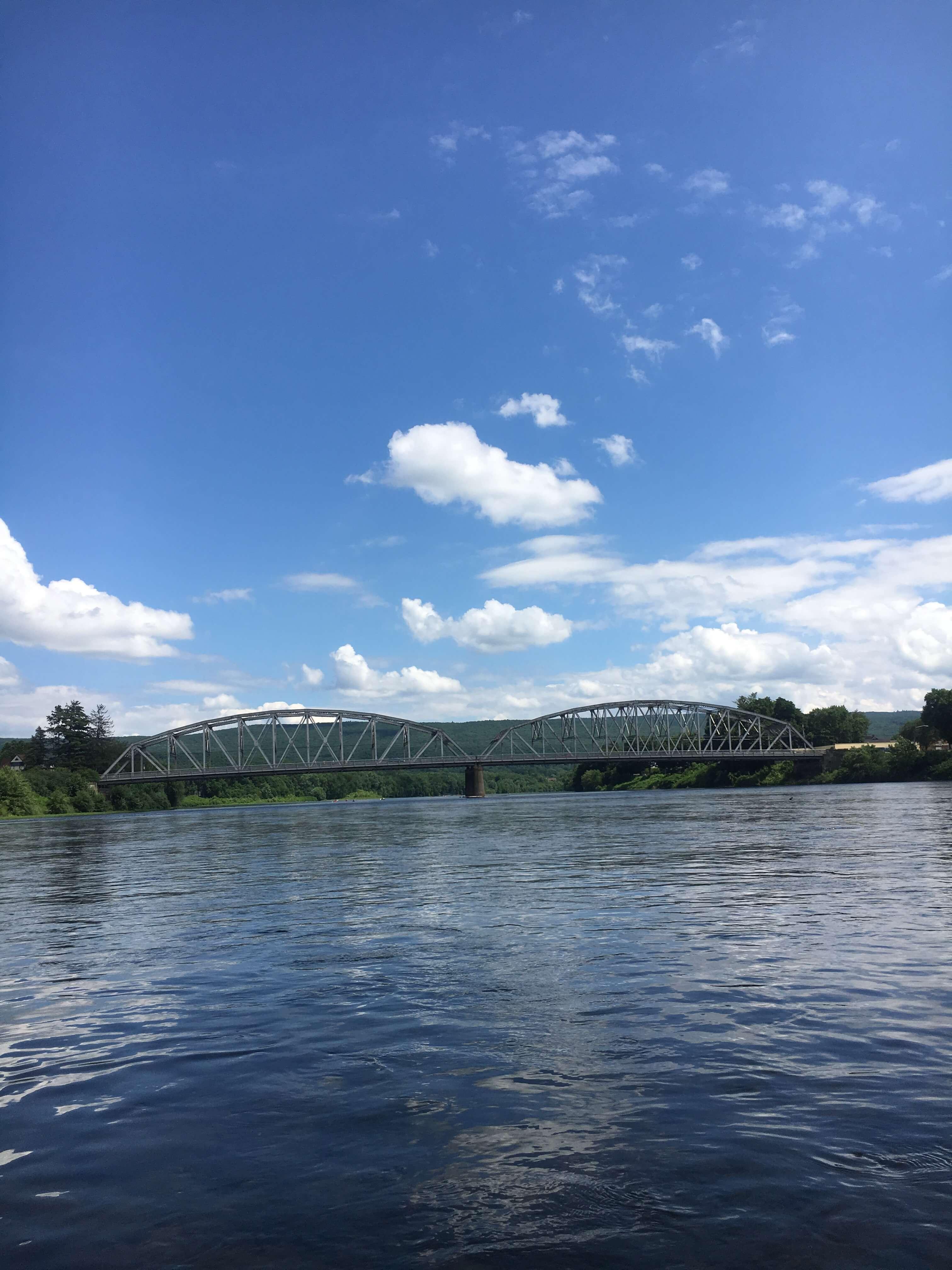 day trip idea delaware river