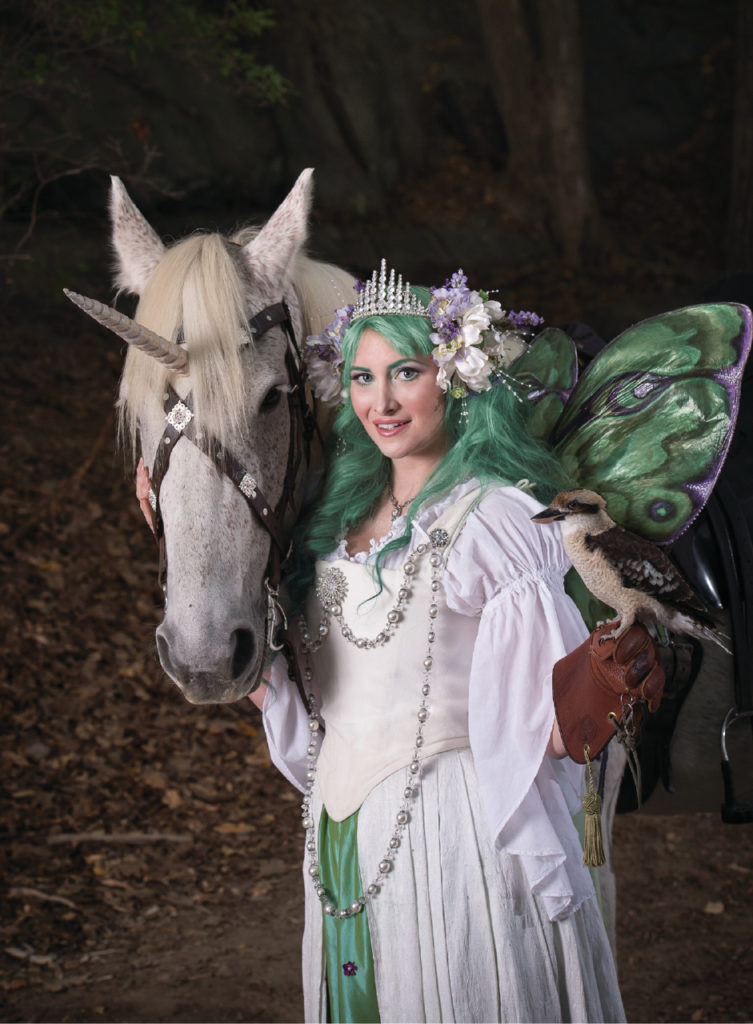 2017 New York Renaissance Faire fairy