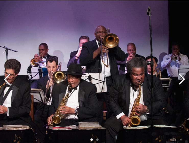 Harlem Renaissance Orchestra at the Midsummers Night Swing