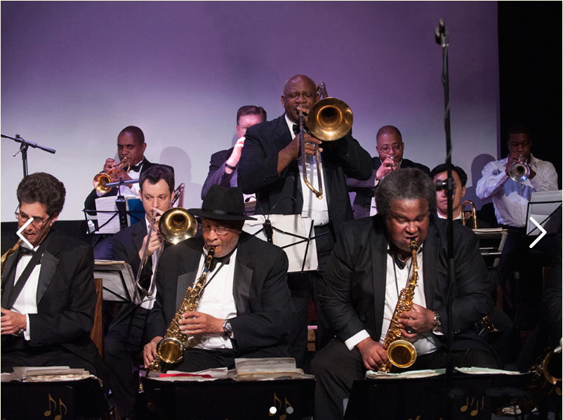 Harlem Renaissance Orchestra at the Midsummers Night Swing