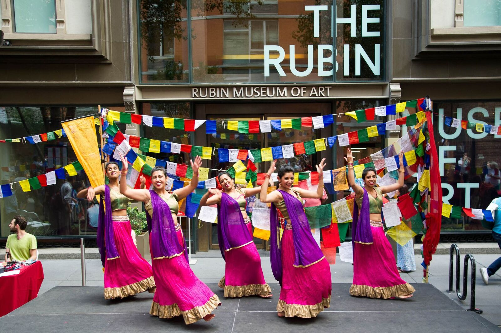 Rubin Block Party: Free Summer Event in NYC