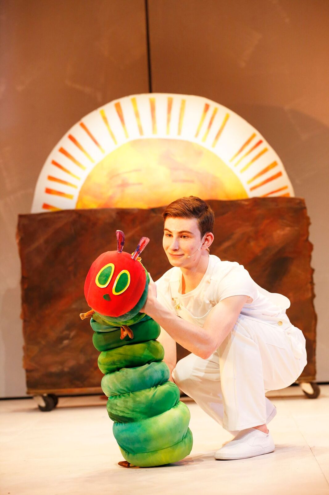 The Very Hungry Caterpillar Show is Back nyc