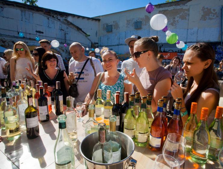 Wine & Sweets Festival long island city