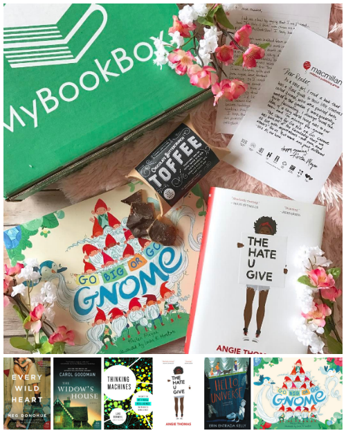book subscription services MyBook Box