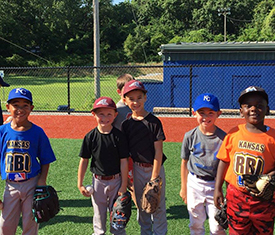Free Youth Baseball Clinic in Waterbury, CT
