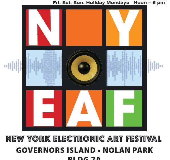 The New York Electronic Art Festival