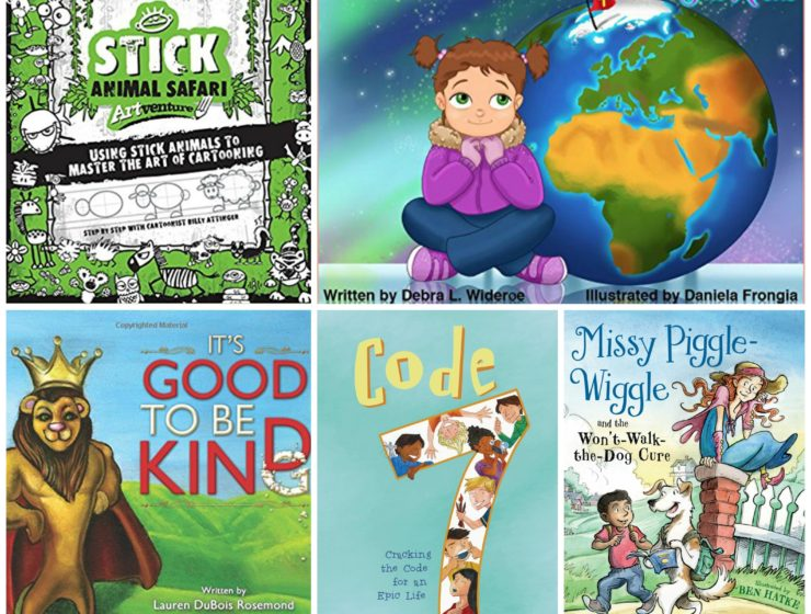 kids books we dig
