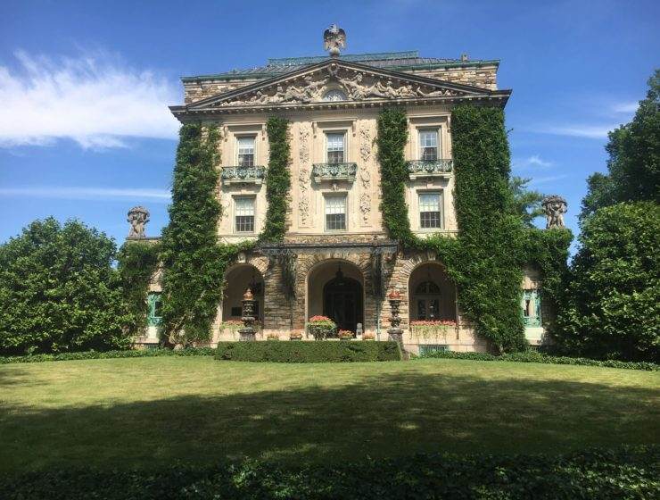 Kykuit rockerfeller house review
