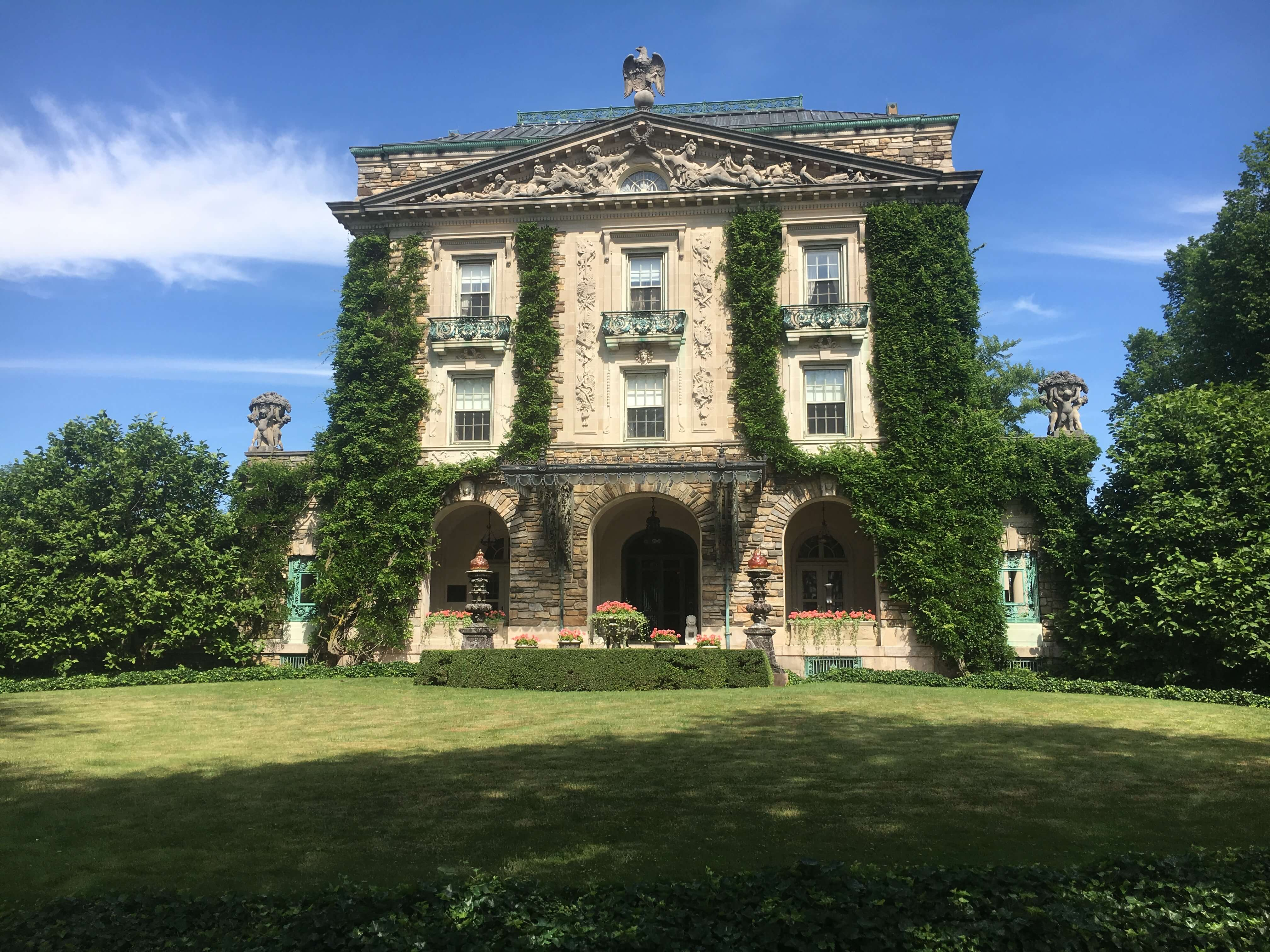 Kykuit The Rockefeller Estate in Sleepy Hollow