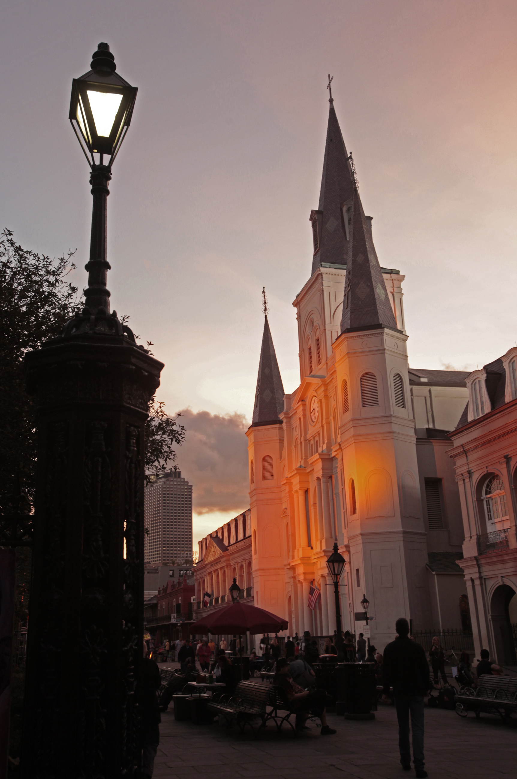 Los Angeles Times Expedition: new orleans