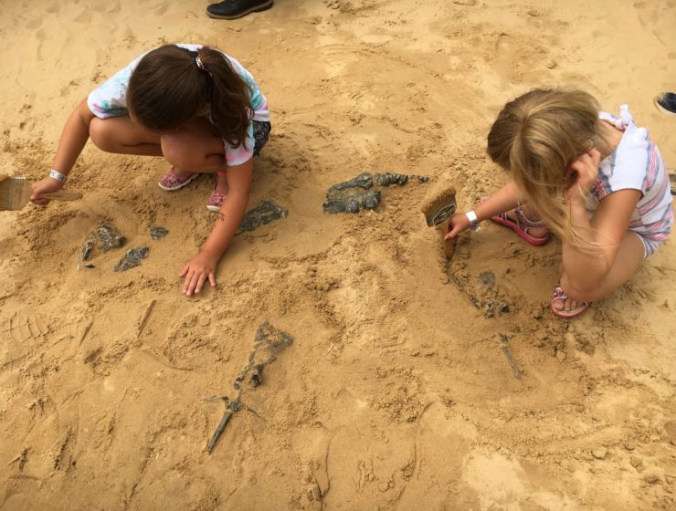 dino days of summer kids