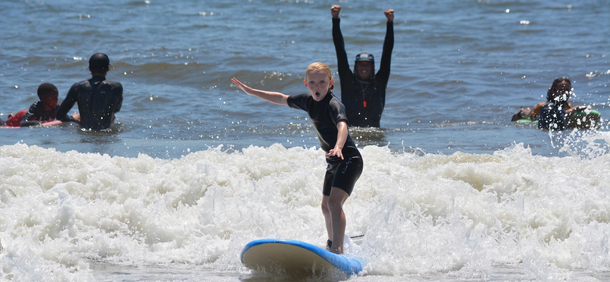 camp surfing in nyc locals surf school