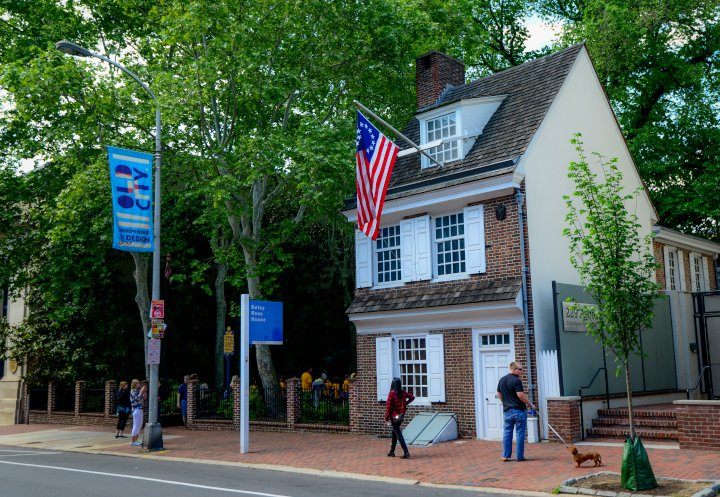 betsy ross house philly with kids