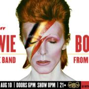 Summer Tribute Nights at Brooklyn Bowl david bowie