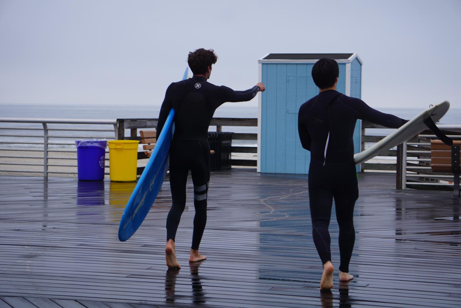 surfing lessons nyc Conatus Surf Club