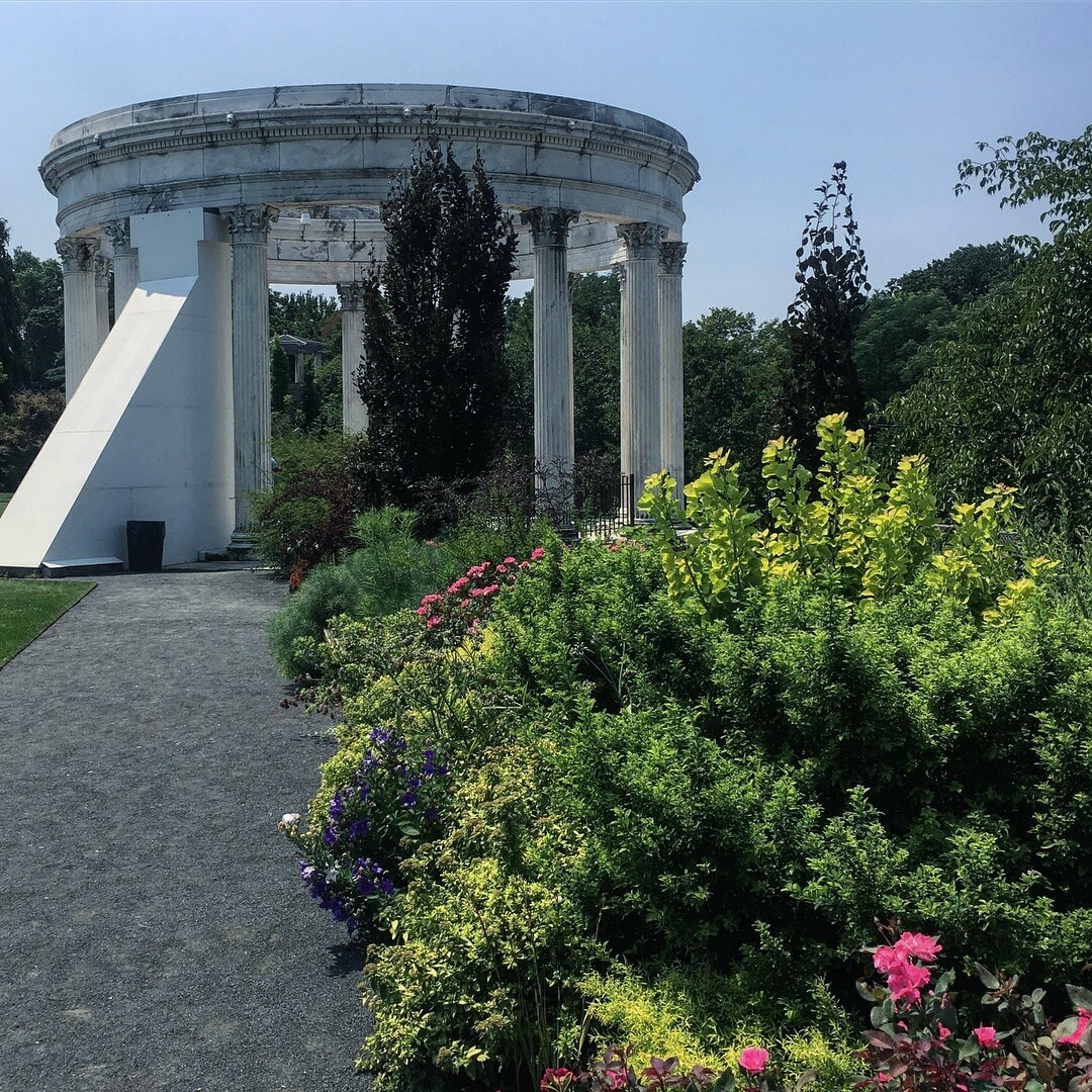 Day Trip to the Untermyer Gardens Conservatory