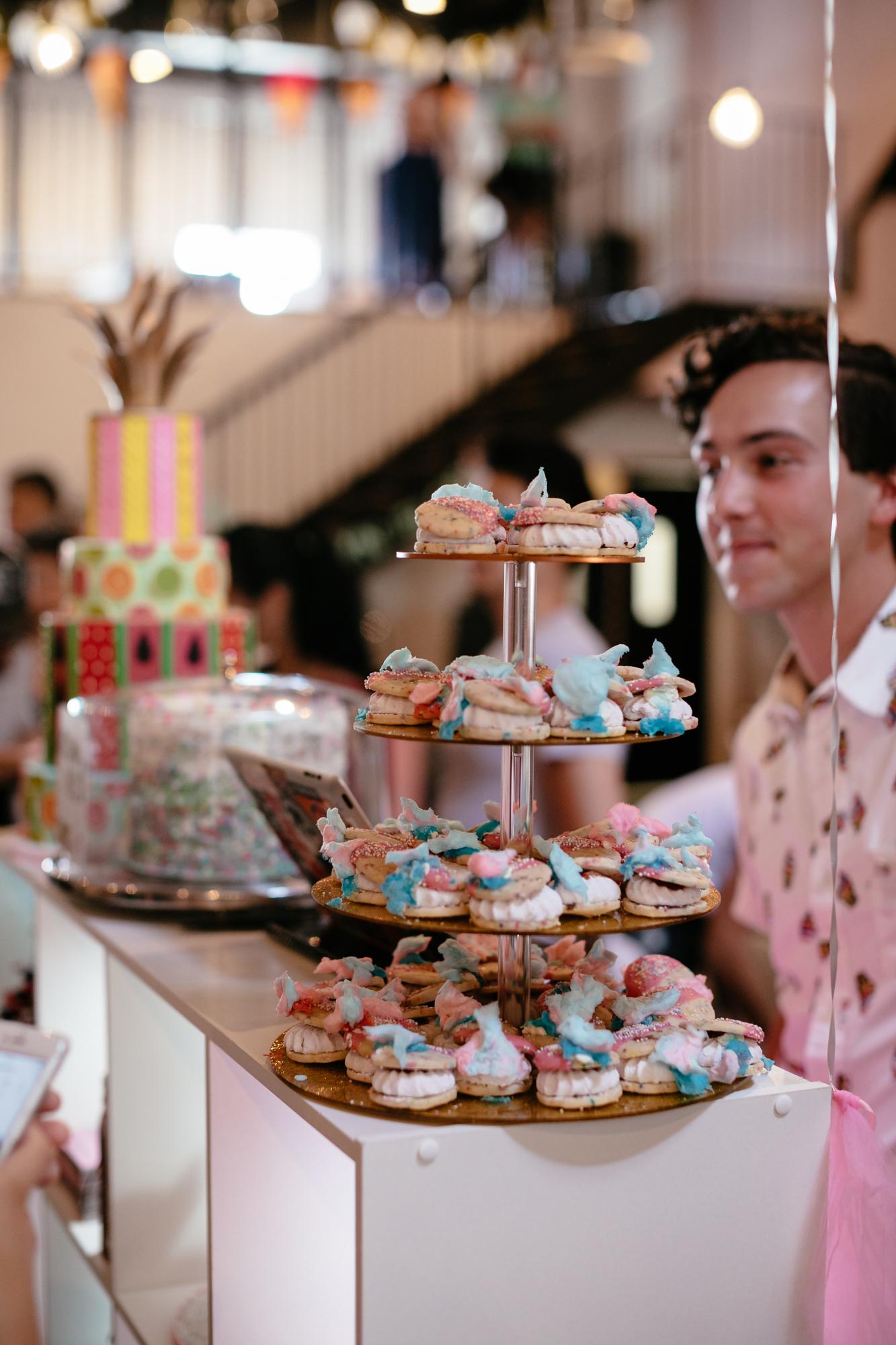 Sweet treats abound at Dessert Goals.