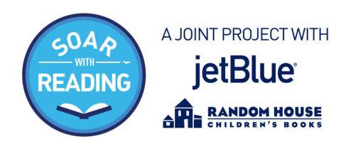 jet blue soar with reading program