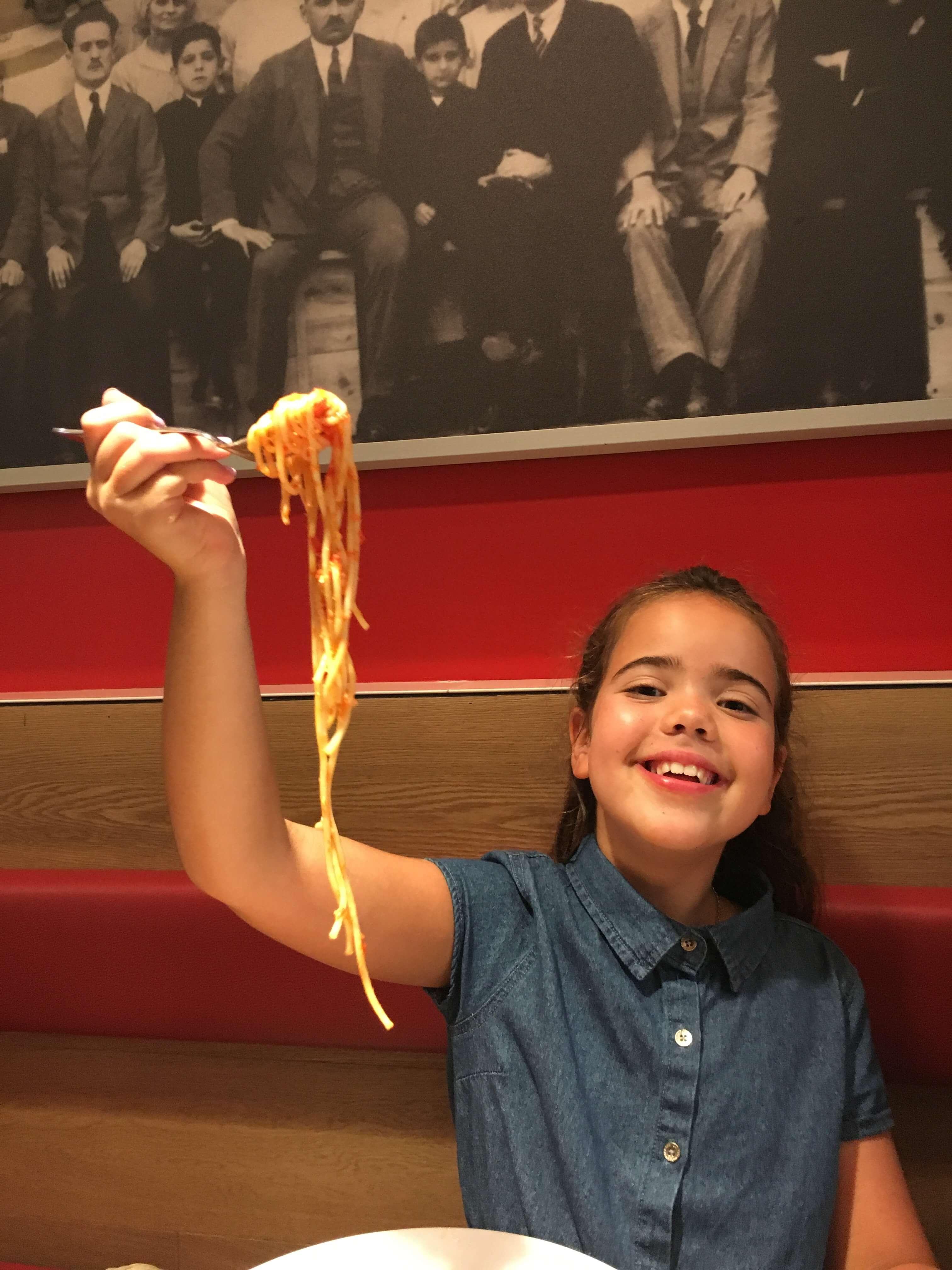 barilla restaurants nyc pasta