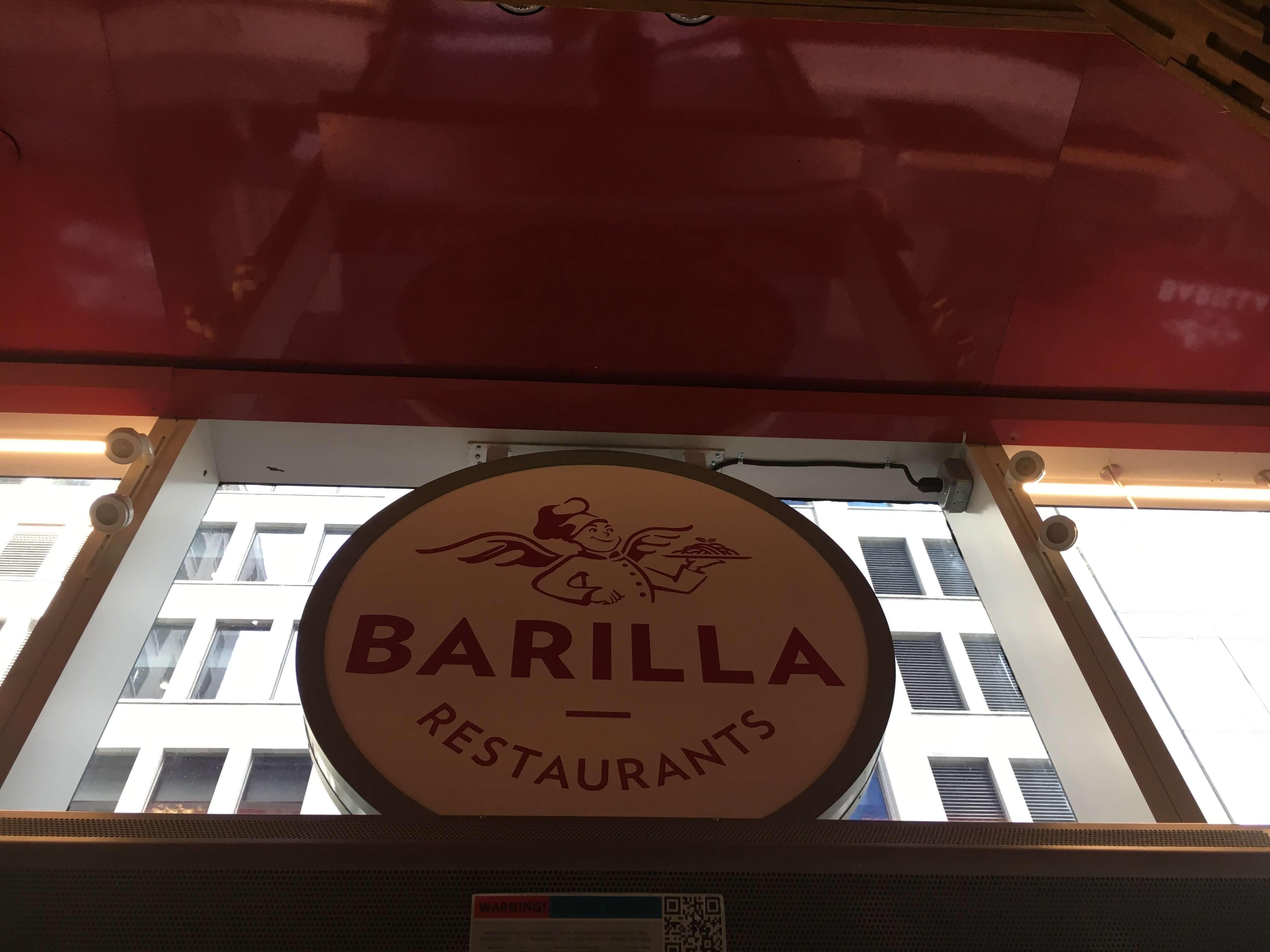 barilla restaurants herald square