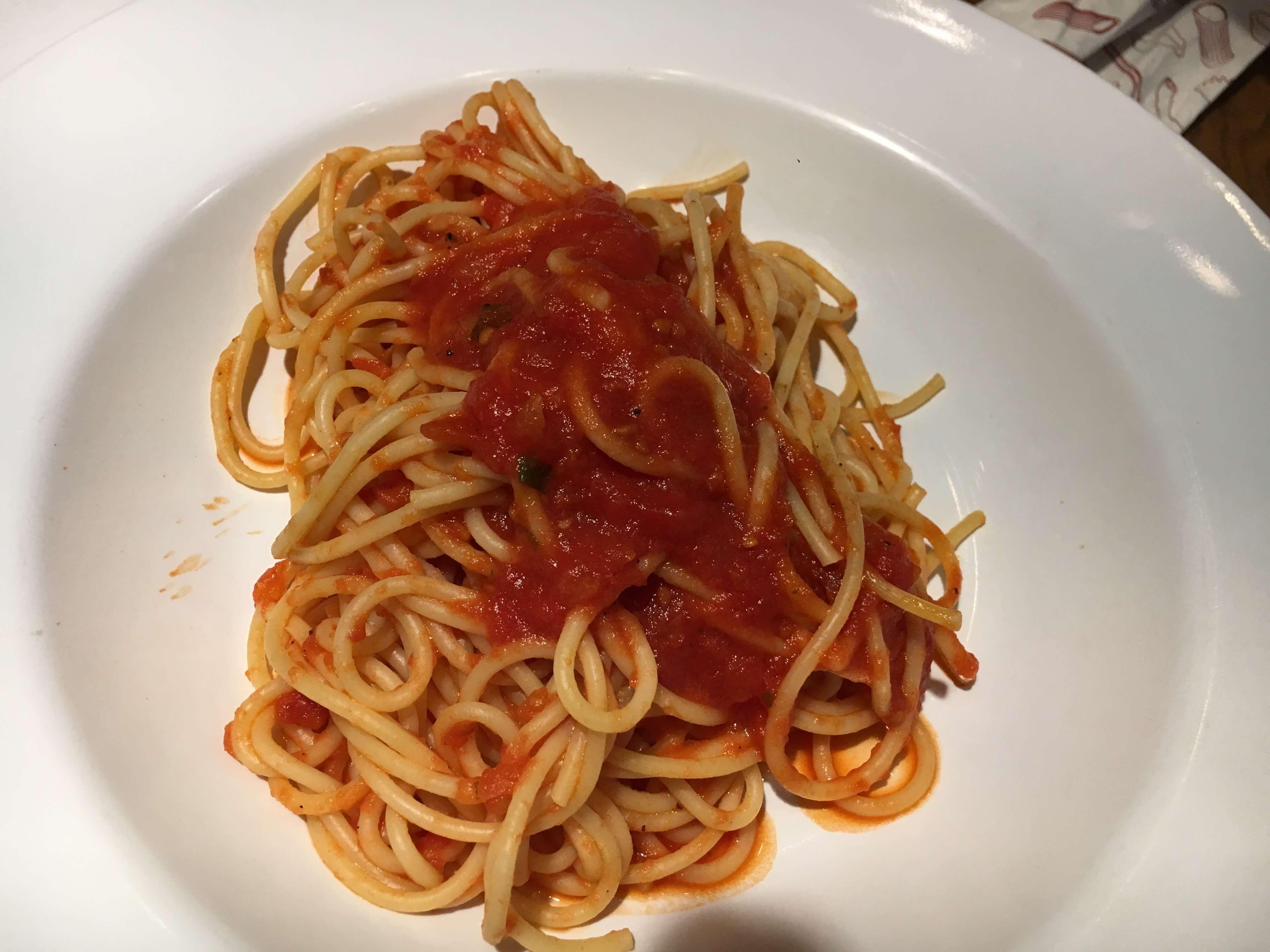 barilla restaurants pasta