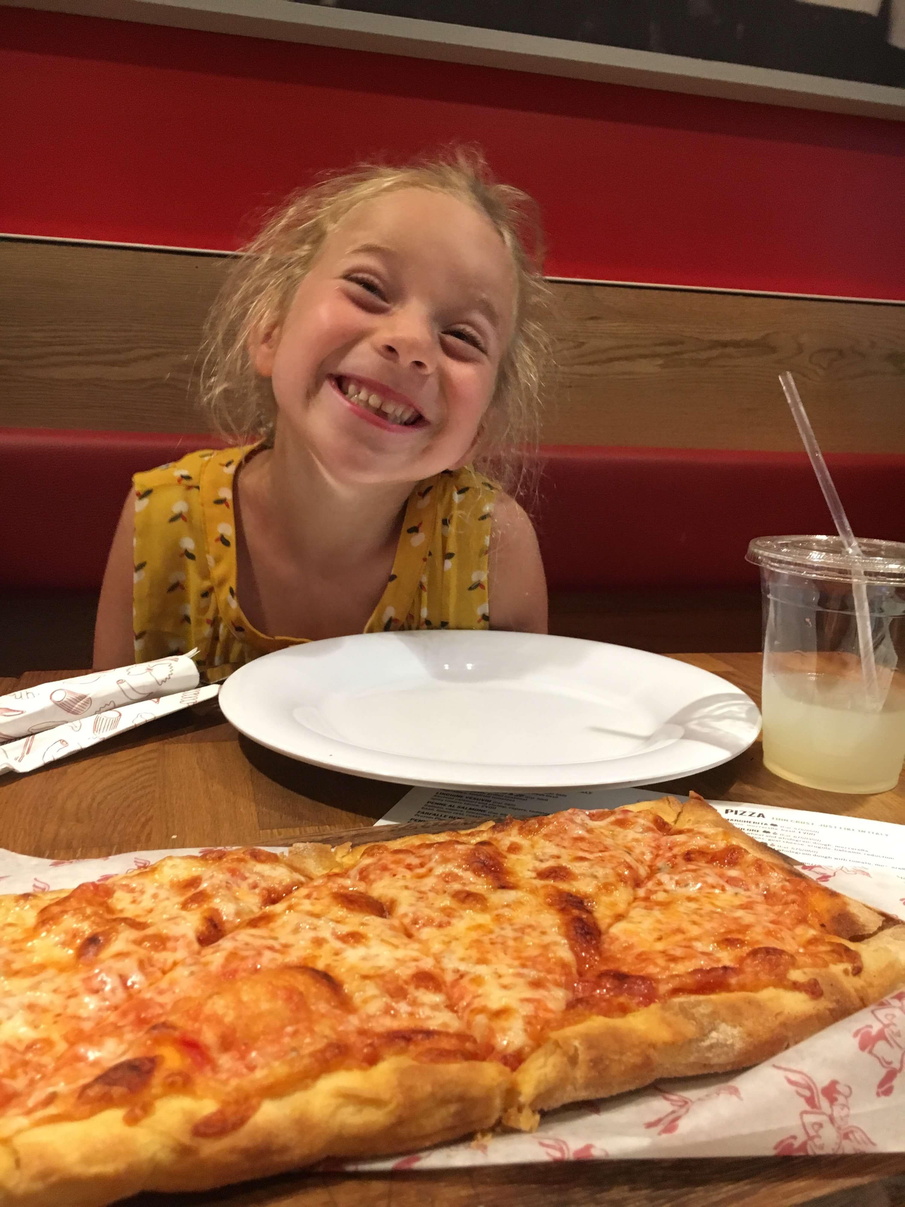 barilla restaurants pizza kiddos