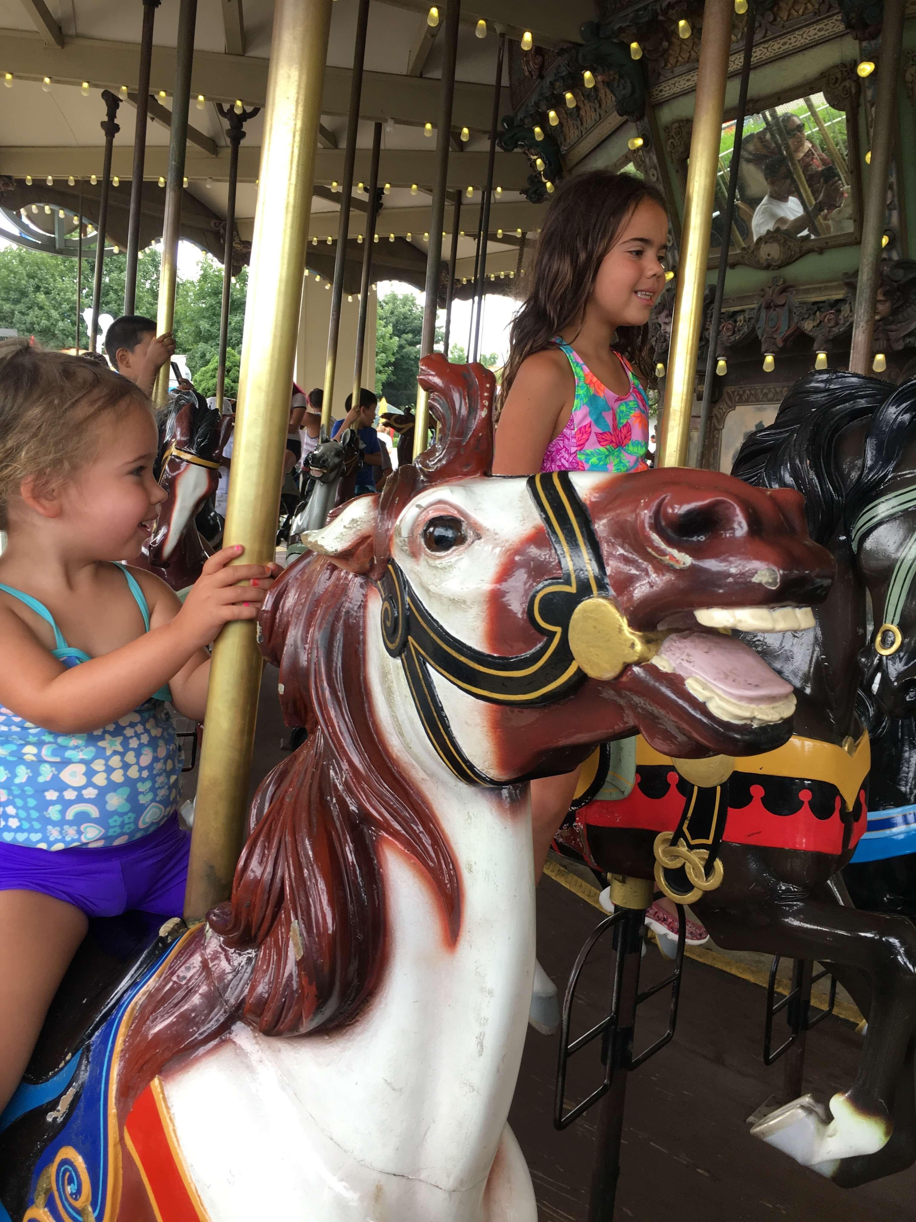 carousel dorney park