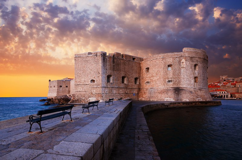 games of thrones travel destinations Dubrovnik