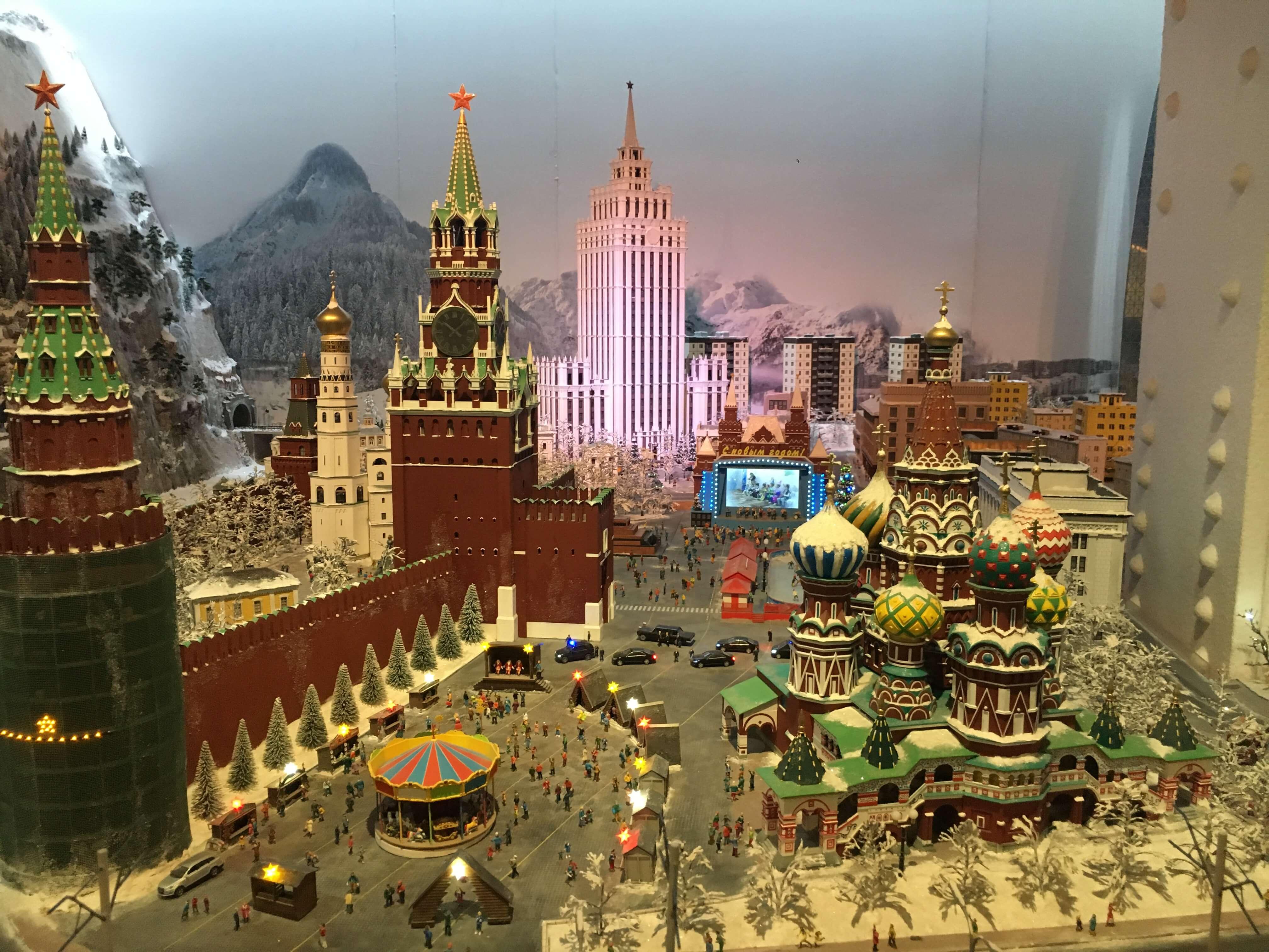 russia gulliver's gate times square