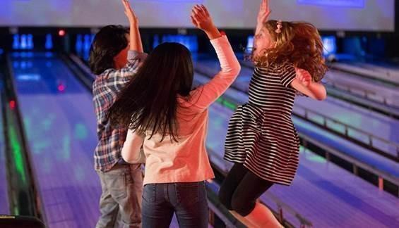 Free Bowling at Kids Fest bowlmore lanes