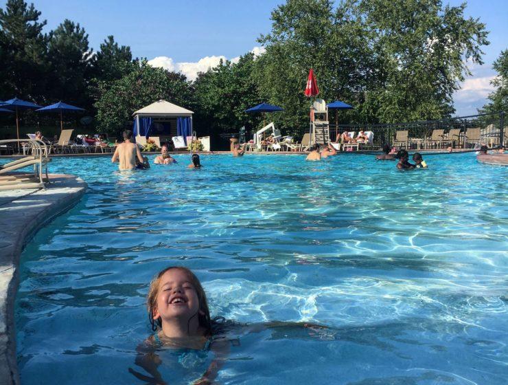 Lansdowne Resort and Spa pools