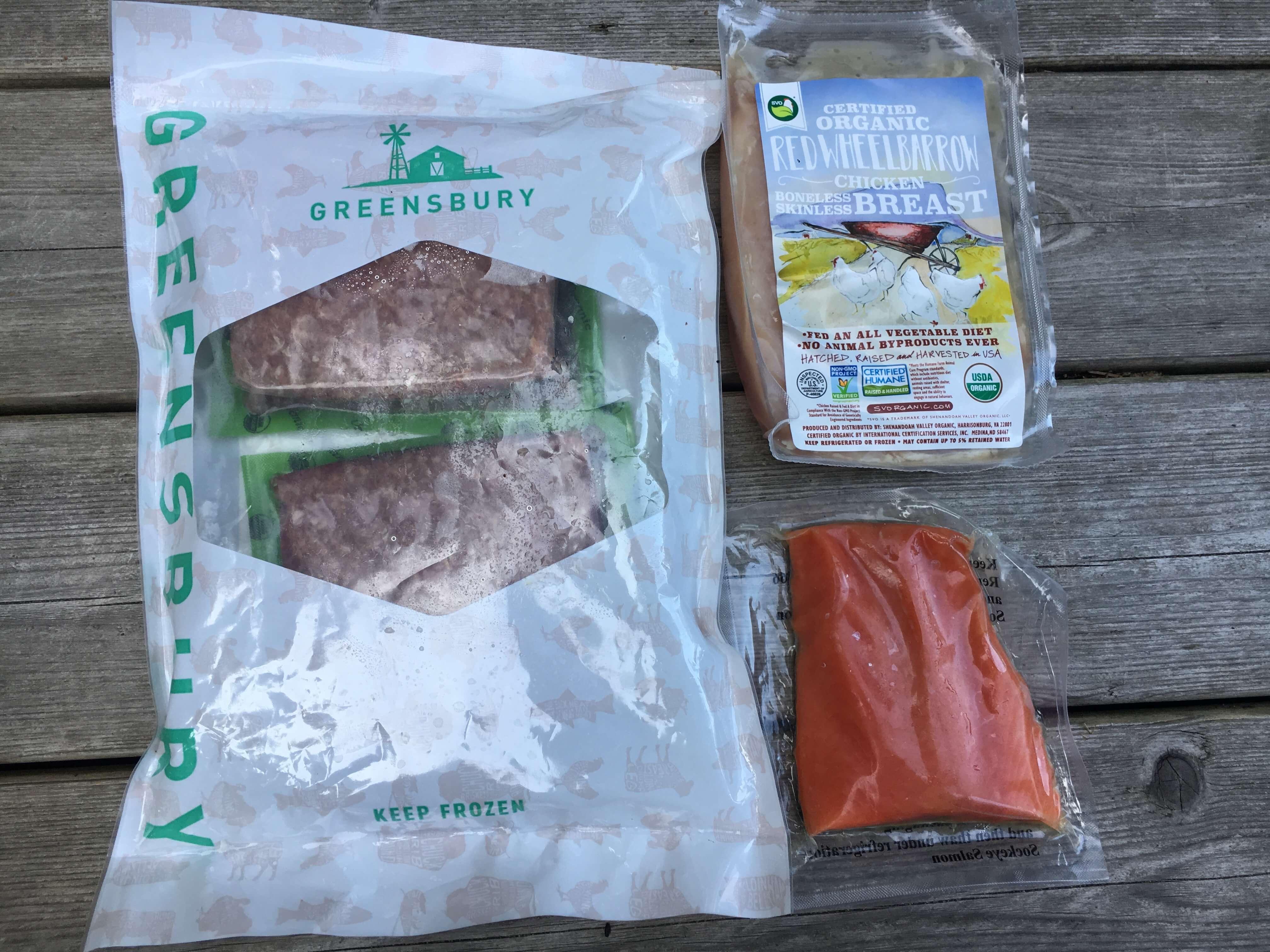 organic meat greensbury