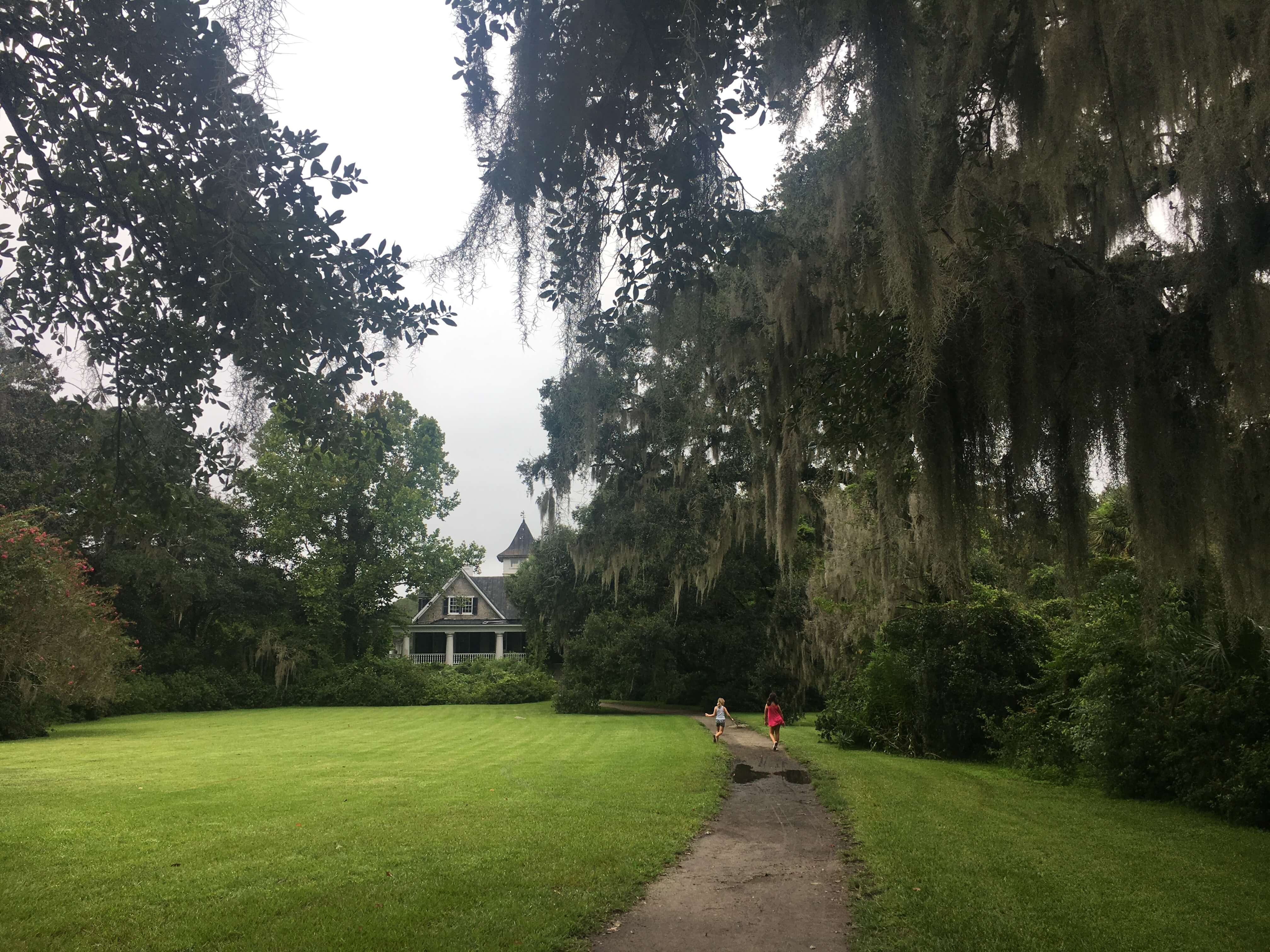 Magnolia Plantation and Gardens.