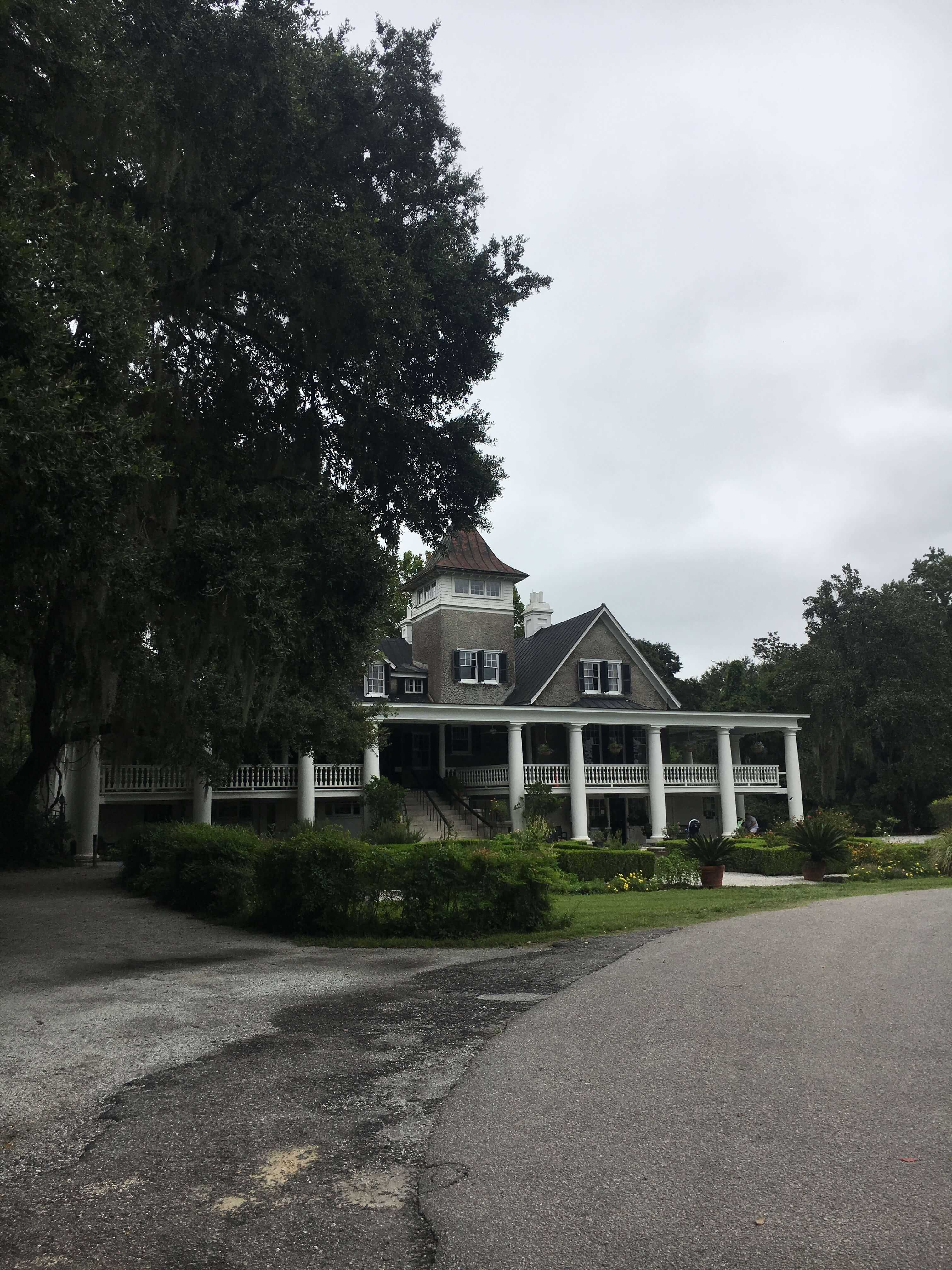 magnolia plantation and gardens home
