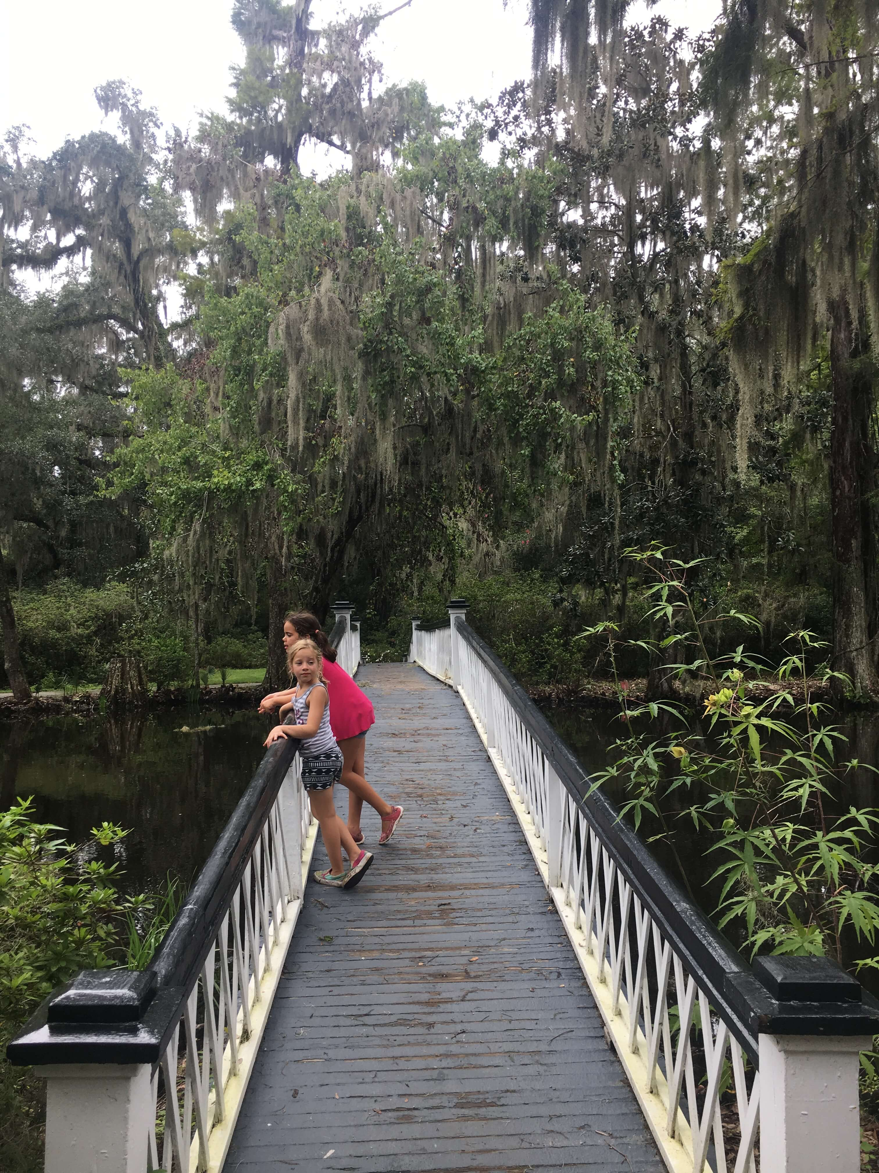 charleston with kids magnolia plantation and gardens