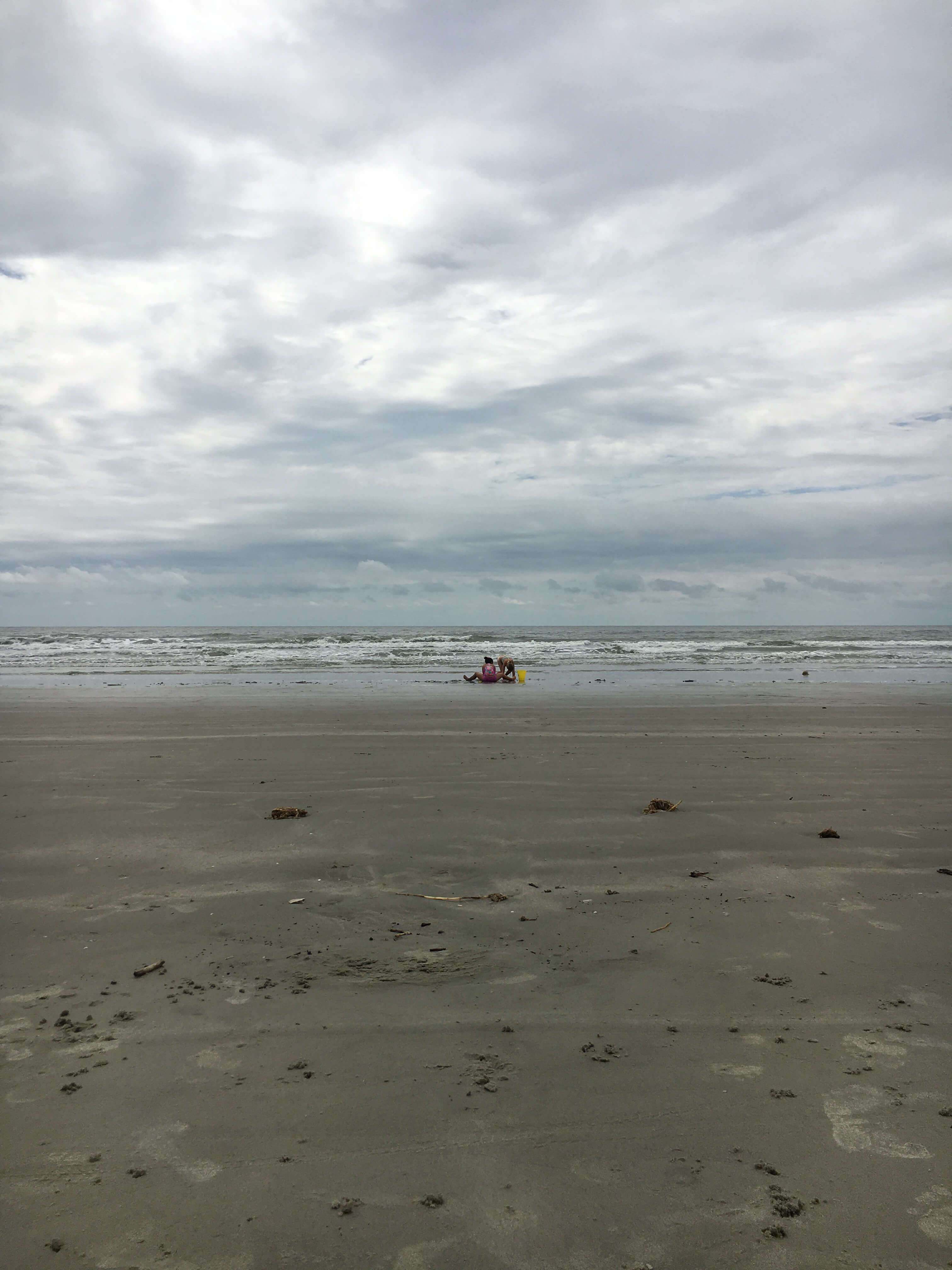 day at the beach Kiawah Island Beach charleston with kids