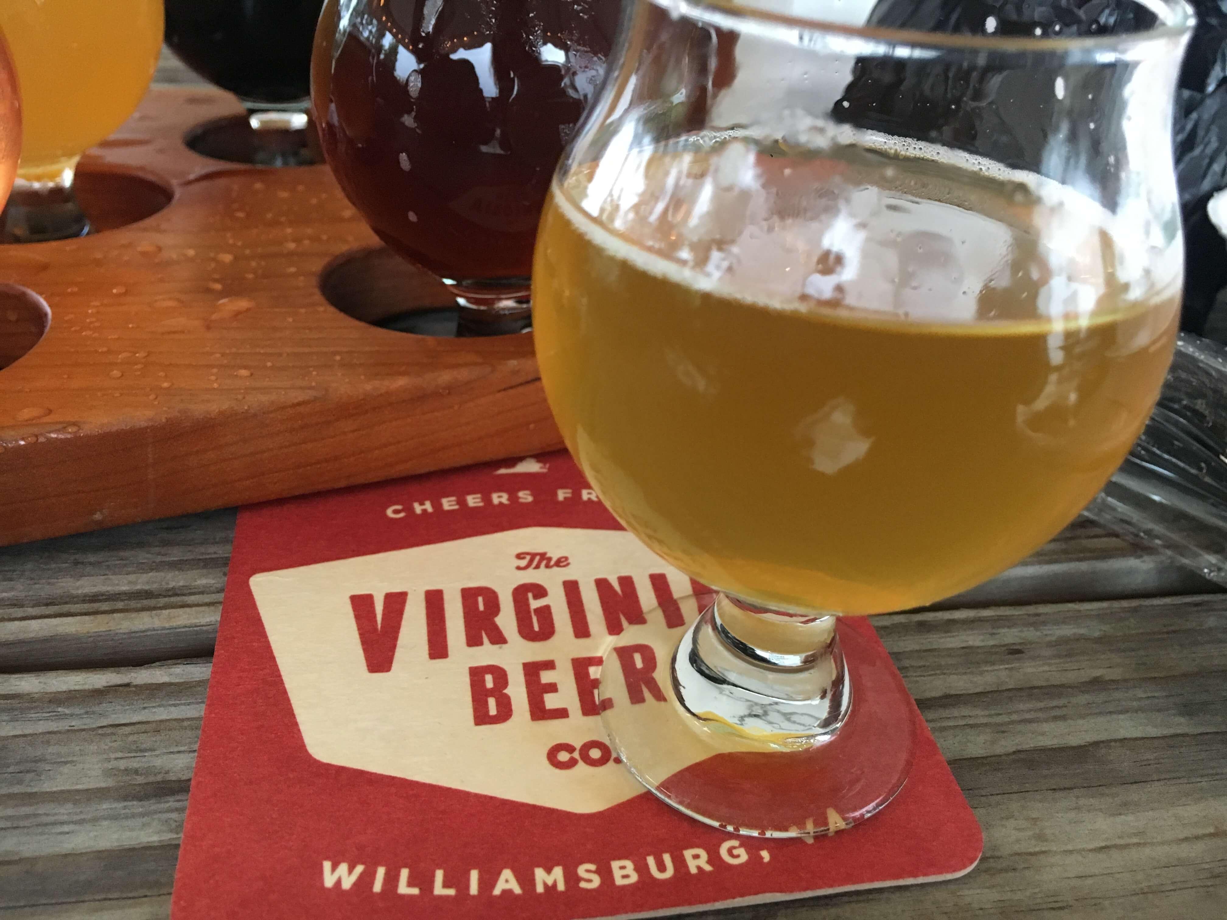 Virginia Beer Company: