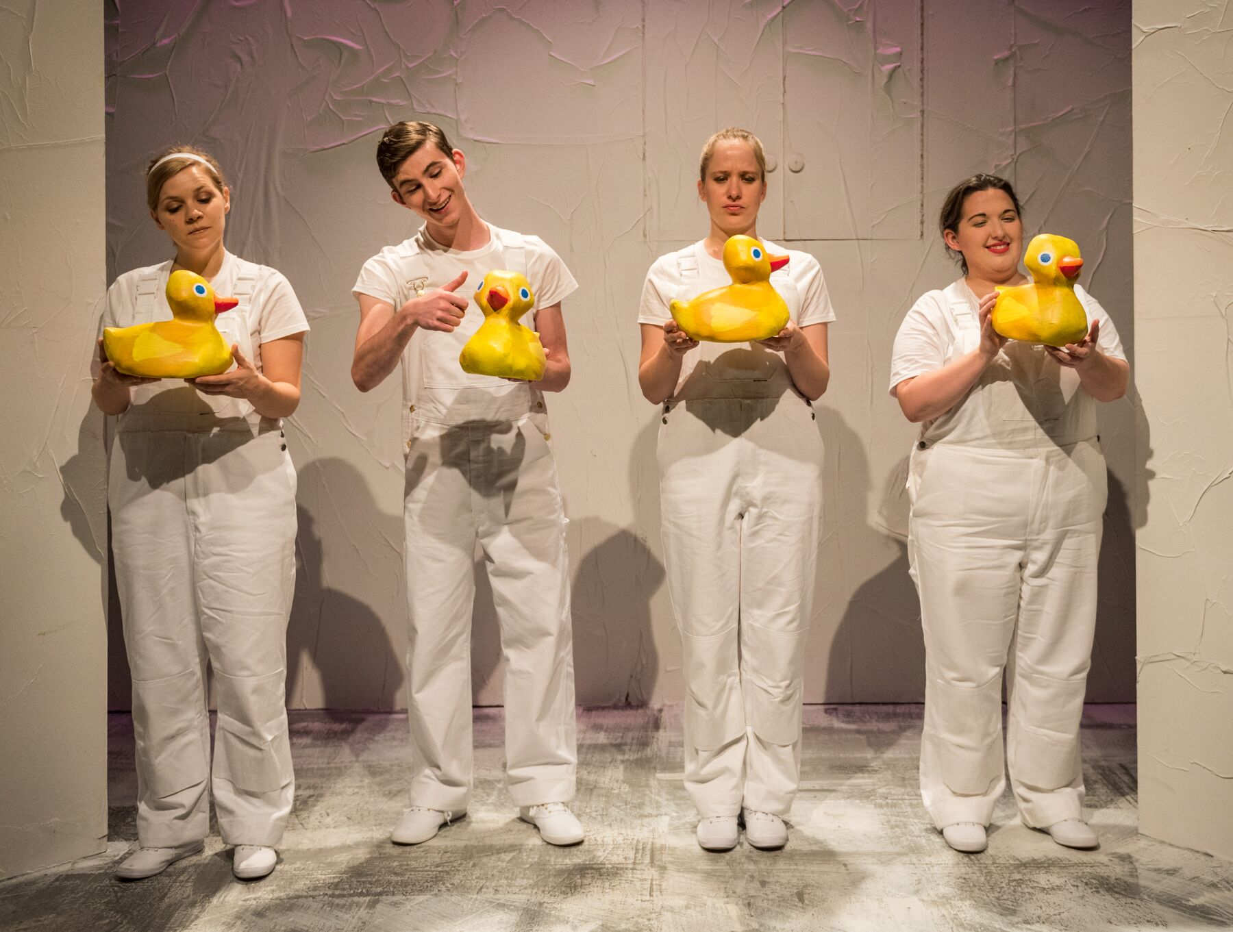 rubber ducks The World of Eric Carle Comes to Life in The Very Hungry Caterpillar Show