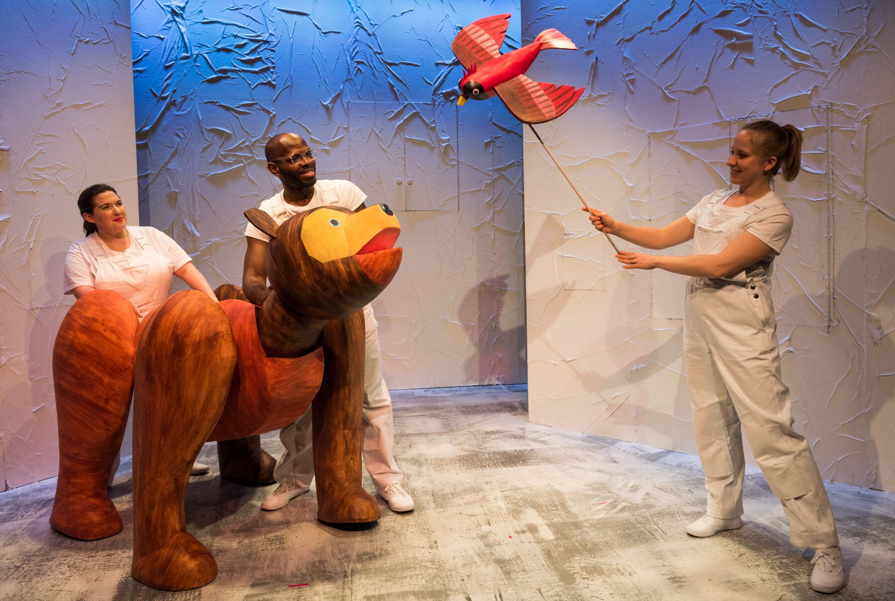 The World of Eric Carle Comes to Life in The Very Hungry Caterpillar Show