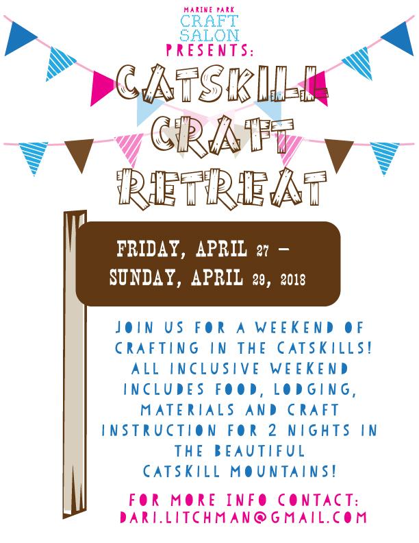 catskills craft retreat dot+loop