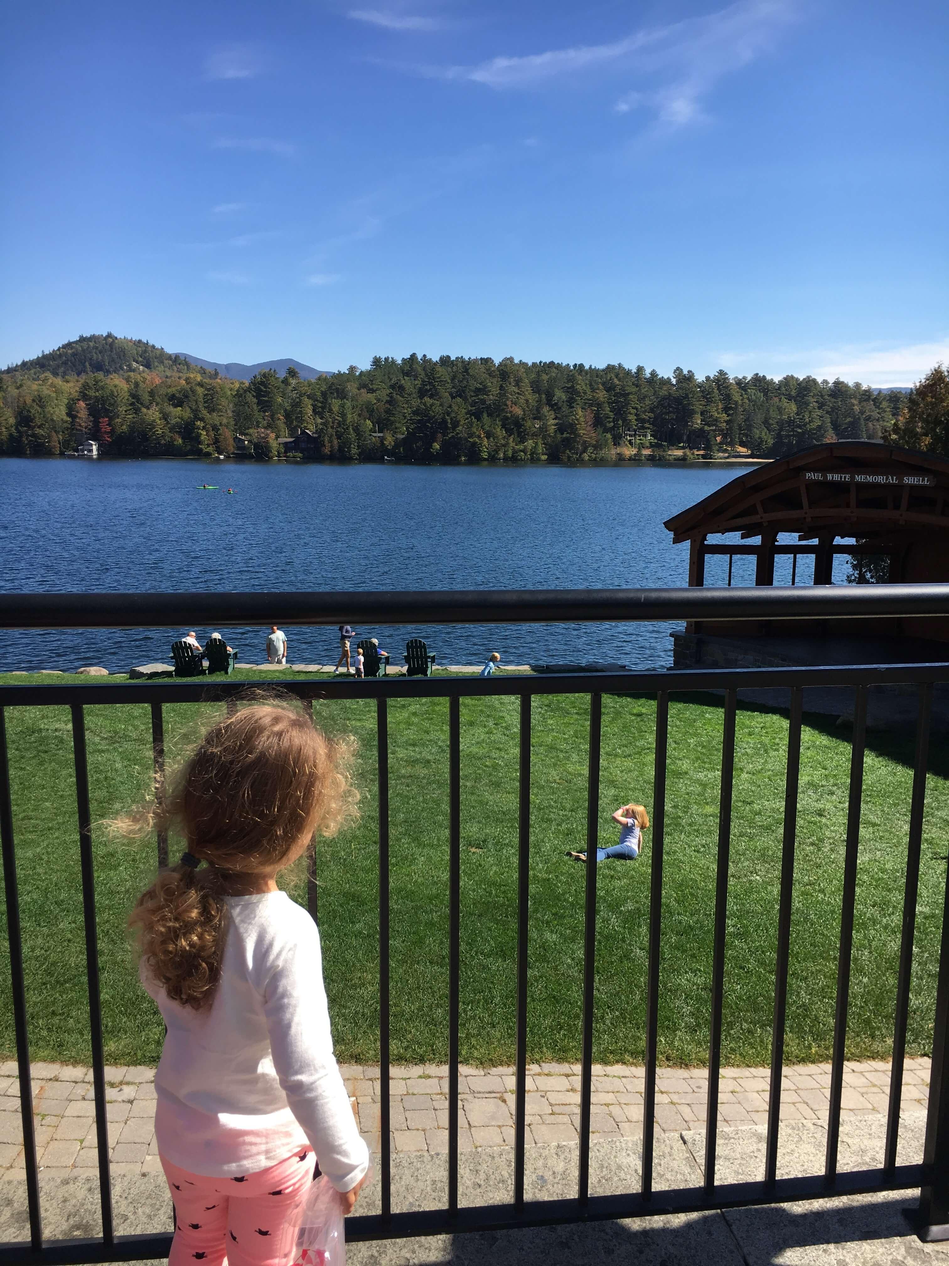 lake placid kids
